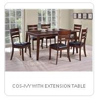 COS-IVY WITH EXTENSION TABLE